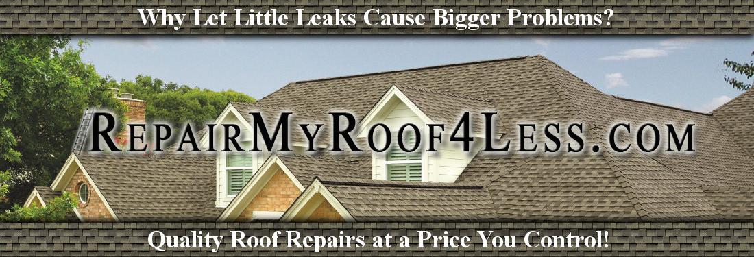 Roofing San Antonio | RepairMyRoof4Less.com