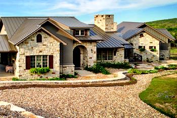 Medium Bronze Kynar 500 Standing Seam Roofing Boerne, TX 78006